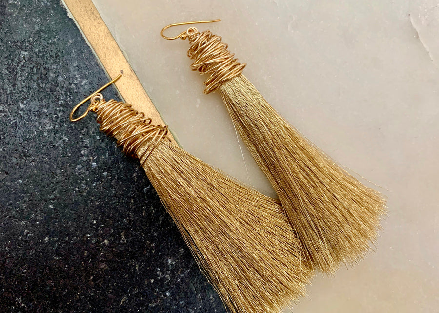 JuJu statement tassels