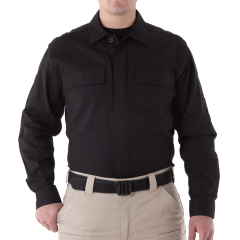 FIRST TACTICAL MEN'S V2 BDU LONG SLEEVE SHIRT
