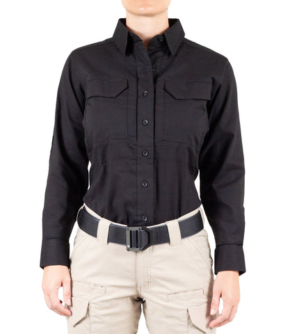 FIRST TACTICAL WOMEN'S V2 TACTICAL LONG SLEEVE SHIRT