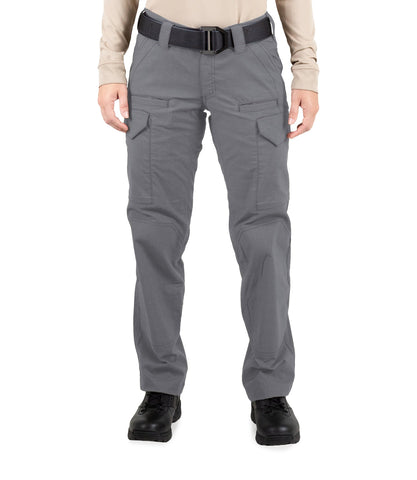 FIRST TACTICAL WOMEN'S V2 TACTICAL PANTS - WOLF GREY