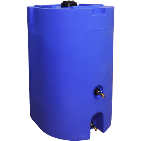 160 Gallon Stackable Water Storage Tank