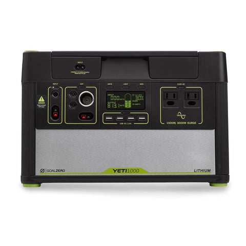 Goal Zero Yeti 1000 Lithium Portable Power Station