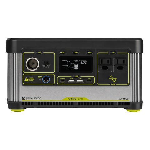 Goal Zero Lithium Yeti 500X Portable Power Station