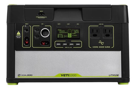 Goal Zero Lithium Yeti 1000X Portable Power Station