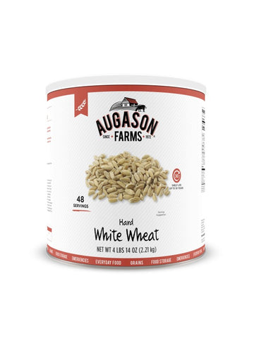 Augason Farms Hard White Wheat