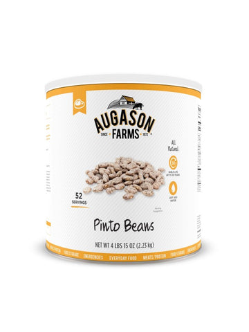 Augason Farms Pinto Beans, #10 Can