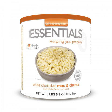 White Cheddar Mac & Cheese - Emergency Essentials