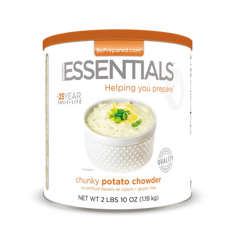 Chunky Potato Chowder - Emergency Essentials