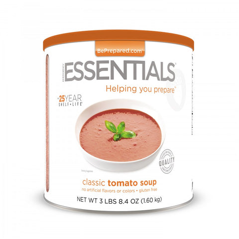 Classic Tomato Soup - Emergency Essentials