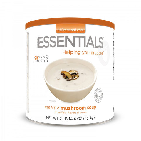 Cream of Mushroom Soup - Emergency Essentials