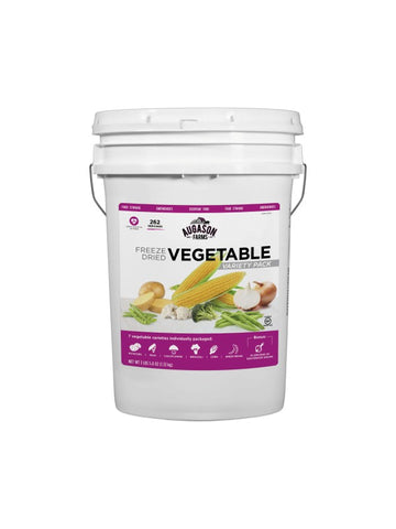 Augason Farms Freeze Dried Vegetable Variety Pack