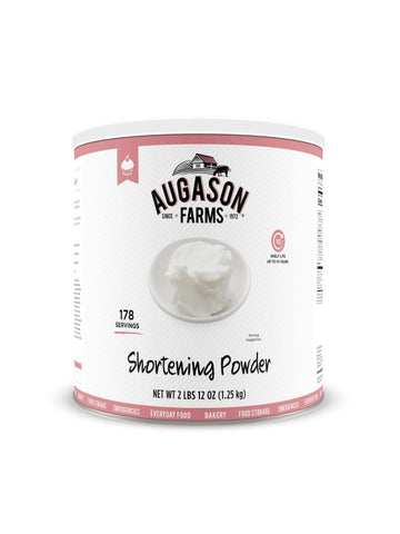 Augason Farms Shortening Powder