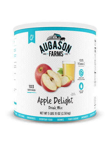 Augason Farms Apple Delight Drink Mix