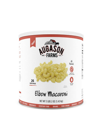 Augason Farms Elbow Macaroni