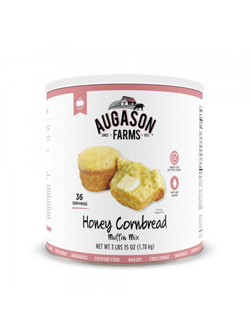 Augason Farms Honey Cornbread Muffin Mix