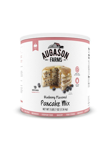 Augason Farms Blueberry Pancake Mix