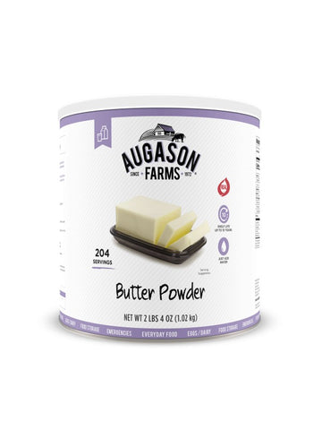 Augason Farms Dehydrated Butter Powder