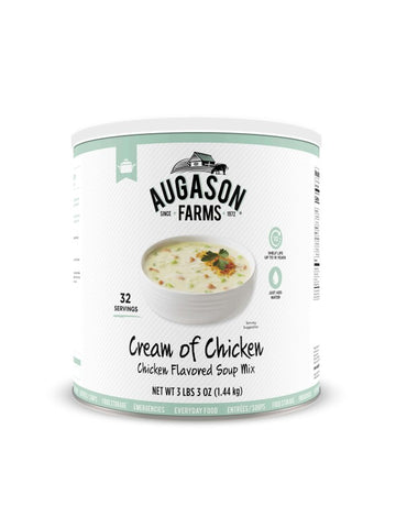 Augason Farms Cream of Chicken Soup Mix
