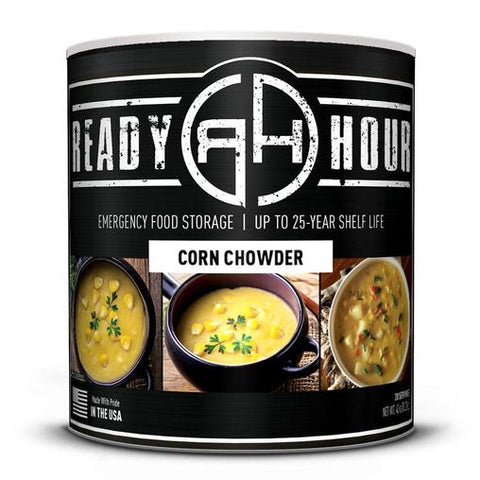 Ready Hour Corn Chowder #10 Can