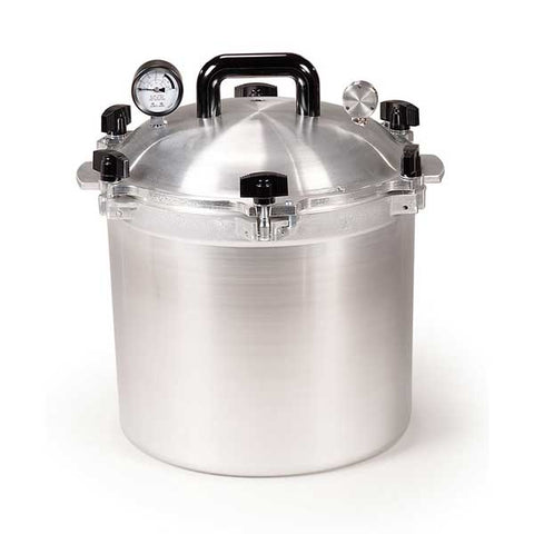 All American 921 Pressure Canner - 21 Quart