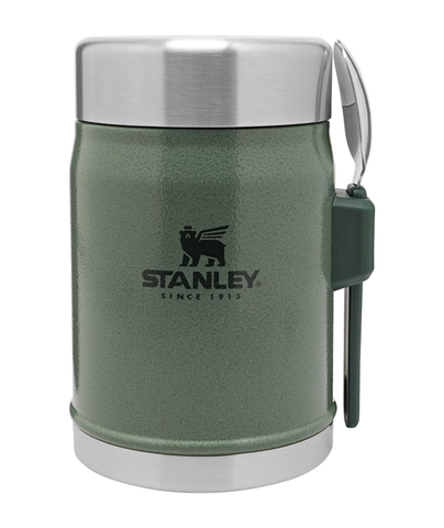 STANLEY CLASSIC LEGENDARY FOOD JAR + SPORK 14 OZ