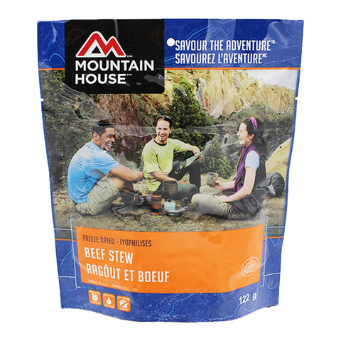 Mountain House Beef Stew Pouch - Pack of 6