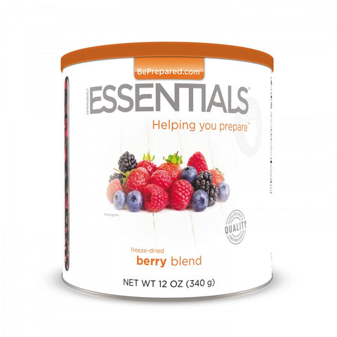 Emergency Essentials Freeze Dried Berry Blend - Large Can
