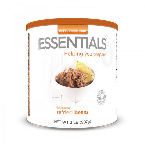 Refried Beans -Emergency Essentials