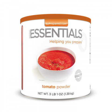 Tomato Powder Large Can - Emergency Essentials