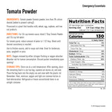 Emergency Essentials Tomato Powder Large Can