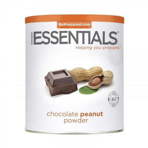Chocolate Peanut Powder - Emergency Essentials