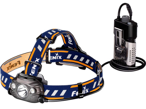 Fenix HP30R USB Rechargeable Headlamp