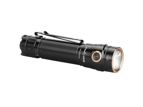 FENIX LD30 ULTRA-COMPACT FLASHLIGHT WITH TACTICAL TAIL SWITCH WITH 3500U BATTERY INCLUDED