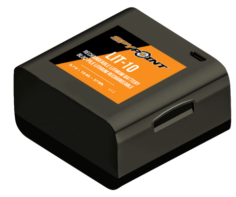LIT - 10 LITHIUM BATTERY PACK KIT