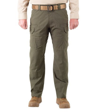 FIRST TACTICAL MEN'S V2 TACTICAL PANTS - OD GREEN
