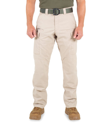 FIRST TACTICAL MEN'S V2 TACTICAL PANTS - KHAKI