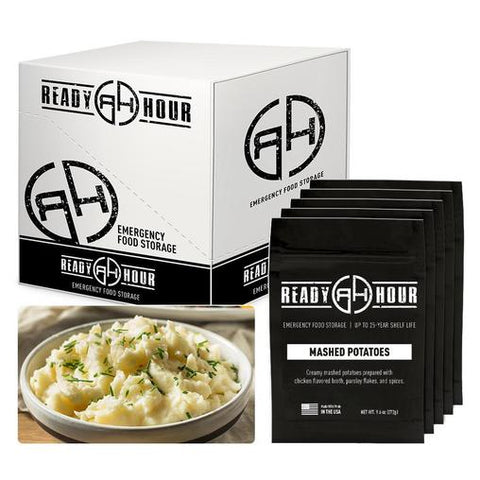 Ready Hour Mashed Potatoes Case Pack