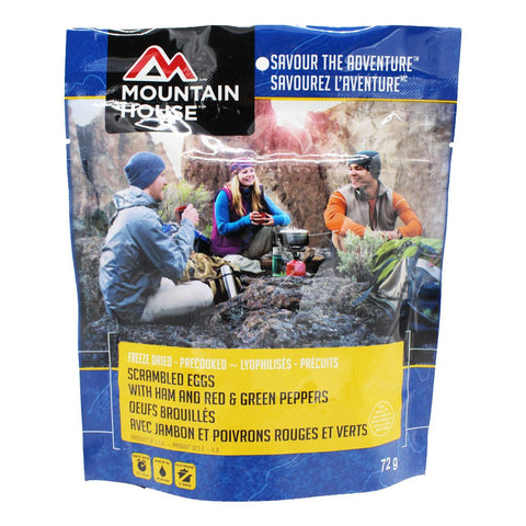 Mountain House Pouch Packs