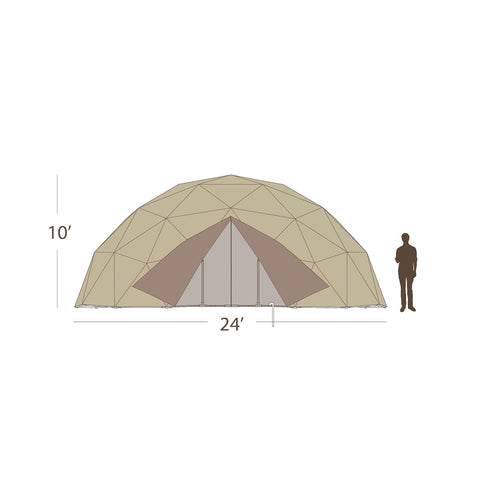 24' Emergency Shelter