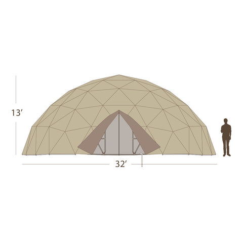 32' Emergency Shelter