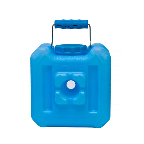 Half WaterBrick 1.6 Gallon - Blue