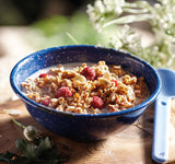 HAPPY YAK GRANOLA RASPBERRY AND VANILLA