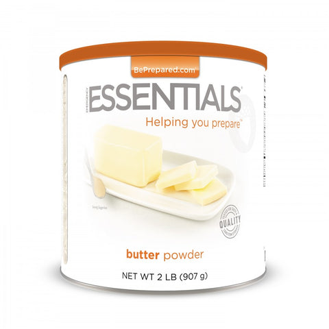 Emergency Essentials Butter Powder Large Can
