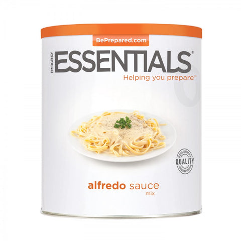 Alfredo Sauce Mix - Large Can - Emergency Essentials