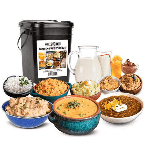 Ready Hour Gluten Free Food Kit 120 Serving