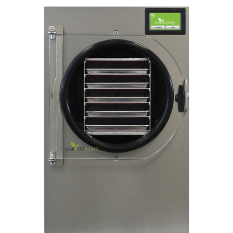 Large Home Freeze Dryer - Stainless Steel