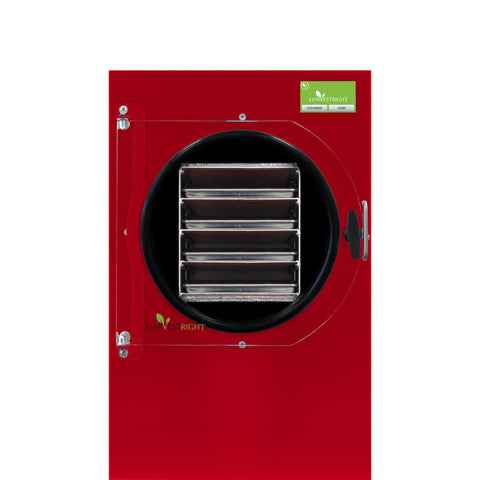Medium Home Freeze Dryer - Red