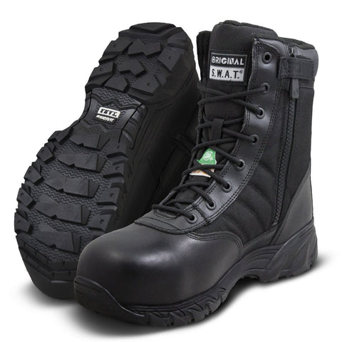 ORIGINAL SWAT CLASSIC 9'' SZ SAFETY 400