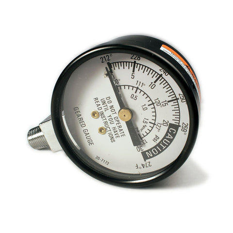 All American Pressure Canner #72 Pressure Gauge