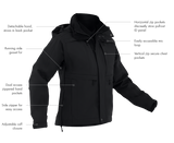 FIRST TACTICAL WOMEN'S TACTIX SYSTEM JACKET